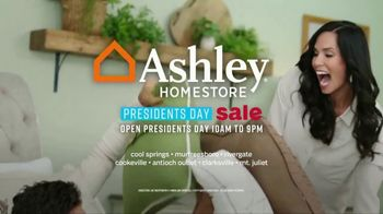 Ashley HomeStore Presidents Day Sale TV Spot, 'Four Days Only' - Thumbnail 9