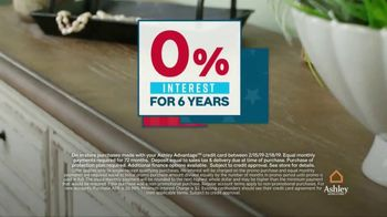 Ashley HomeStore Presidents Day Sale TV Spot, 'Four Days Only' - Thumbnail 4