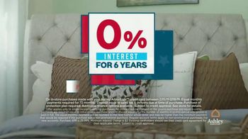 Ashley HomeStore Presidents Day Sale TV Spot, 'Four Days Only' - Thumbnail 5
