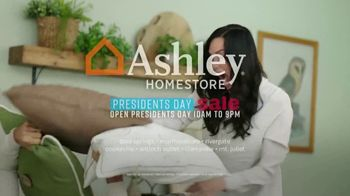 Ashley HomeStore Presidents Day Sale TV Spot, 'Four Days Only' - Thumbnail 8