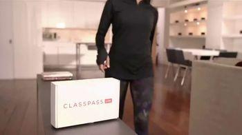 ClassPass Live TV Spot, 'Ready at Home' - Thumbnail 1