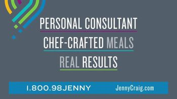 Jenny Craig Rapid Results TV Spot, 'Brittany: 85 Percent Off' - Thumbnail 7