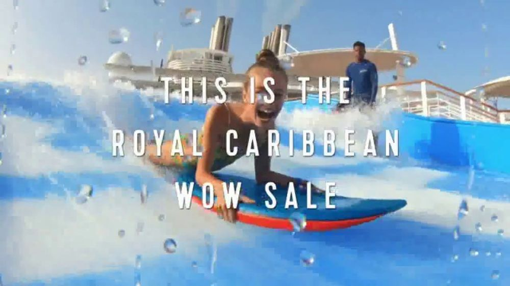 Royal Caribbean Cruise Lines Wow Sale TV Commercial, 'Colors' Song by  Run-DMC - Video