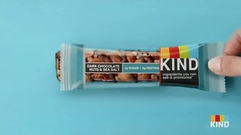 KIND Bars TV Spot, 'Ingredients You Know and Love'