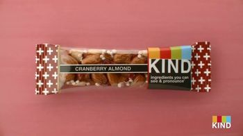 KIND Bars TV Spot, 'Ingredients You Know and Love' - Thumbnail 9