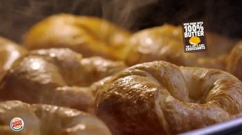 Burger King Double Croissan'wich TV Spot, 'Bigger and Better' - Thumbnail 4