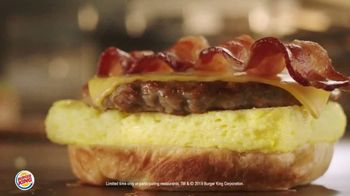 Burger King Double Croissan'wich TV Spot, 'Bigger and Better' - Thumbnail 5