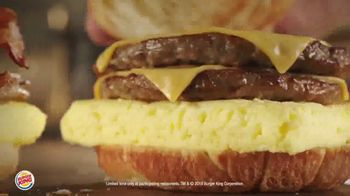Burger King Double Croissan'wich TV Spot, 'Bigger and Better' - Thumbnail 6
