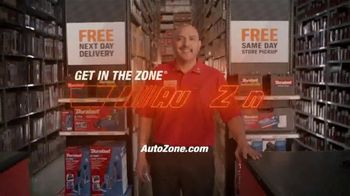 AutoZone TV Spot, 'Today Job' - Thumbnail 10