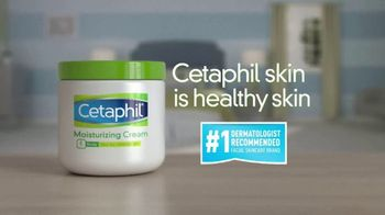 Cetaphil Moisturizing Cream TV Spot, '24-Hour Moisture' - Thumbnail 10