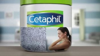 Cetaphil Moisturizing Cream TV Spot, '24-Hour Moisture' - Thumbnail 4