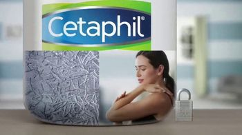 Cetaphil Moisturizing Cream TV Spot, '24-Hour Moisture' - Thumbnail 5