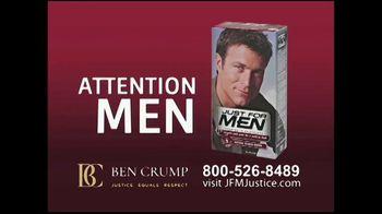 Ben Crump Law TV Spot, 'Chemical Burns' - Thumbnail 1
