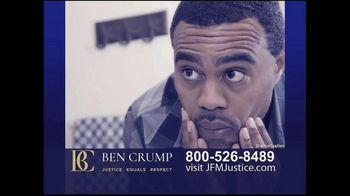 Ben Crump Law TV Spot, 'Chemical Burns' - Thumbnail 10