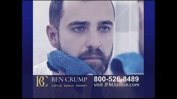 Ben Crump Law TV Spot, 'Chemical Burns' - Thumbnail 5