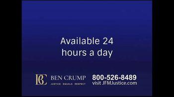 Ben Crump Law TV Spot, 'Chemical Burns' - Thumbnail 7