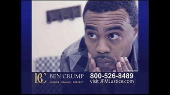 Ben Crump Law TV Spot, 'Chemical Burns' - Thumbnail 9