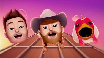 Apple Music TV Spot, 'Florida Georgia Line + Memoji' - Thumbnail 6