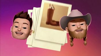 Apple Music TV Spot, 'Florida Georgia Line + Memoji' - Thumbnail 8