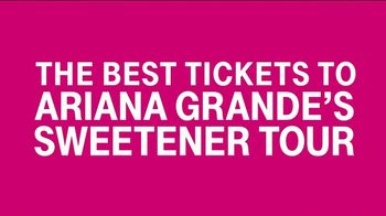T-Mobile TV Spot, 'Ariana Grande Tour Tickets for Customers' Song by Ariana Grande - Thumbnail 9