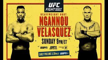 UFC Fight Night: Ngannou vs Velasquez - 430 commercial airings
