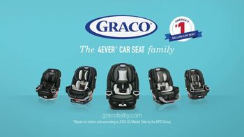 Graco 4Ever Extend2Fit Car Seat TV Spot, 'Growing Up' - Thumbnail 10