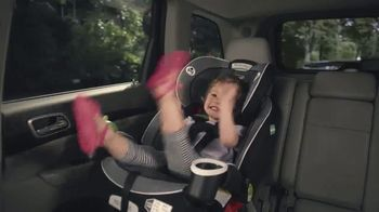 Graco 4Ever Extend2Fit Car Seat TV Spot, 'Growing Up' - Thumbnail 3