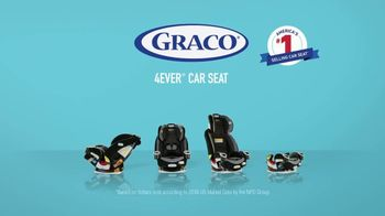 Graco 4Ever Extend2Fit Car Seat TV Spot, 'Growing Up' - Thumbnail 9