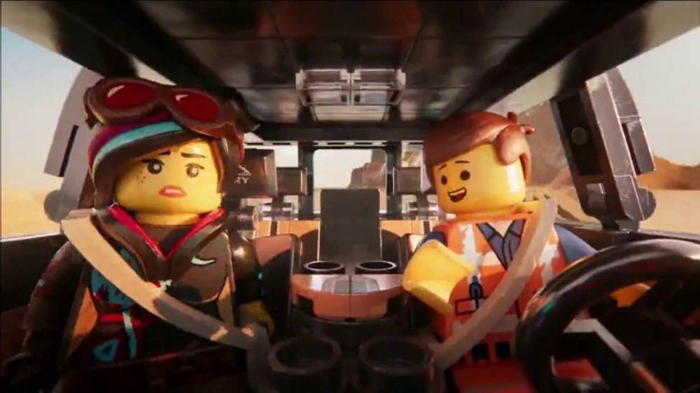 2019 Chevrolet Silverado TV Commercial, 'The LEGO Movie 2 ...