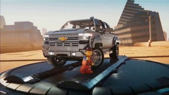 2019 Chevrolet Silverado TV Spot, 'The LEGO Movie 2: The Second Part: Getaway' [T1] - Thumbnail 3