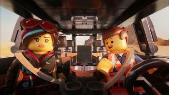 2019 Chevrolet Silverado TV Spot, 'The LEGO Movie 2: The Second Part: Getaway' [T1]