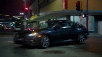 2019 Honda Civic LX Sedan TV Spot, 'Turtles' [T2] - Thumbnail 4