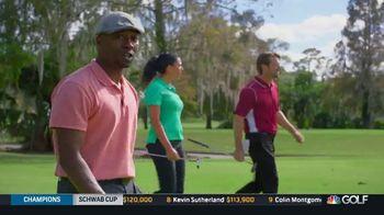 Winn Golf TV Spot, 'Slippery Grips'