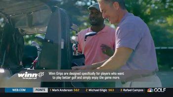 Winn Golf TV Spot, 'Slippery Grips' - Thumbnail 9