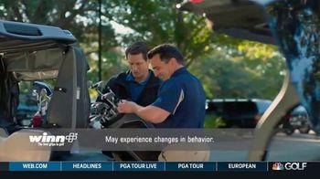 Winn Golf TV Spot, 'Slippery Grips' - Thumbnail 3