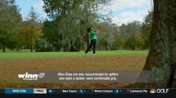 Winn Golf TV Spot, 'Slippery Grips' - Thumbnail 6