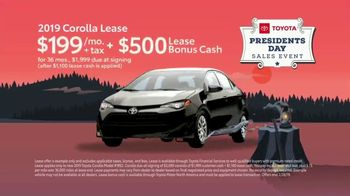 Toyota Presidents Day Sales Event TV Spot, 'By Executive Order' [T2] - Thumbnail 6