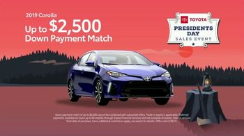 Toyota Presidents Day Sales Event TV Spot, 'By Executive Order' [T2] - Thumbnail 8