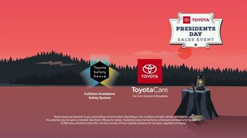 Toyota Presidents Day Sales Event TV Spot, 'By Executive Order' [T2] - Thumbnail 9