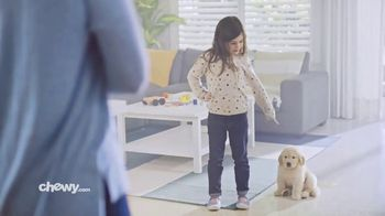 Chewy.com TV Spot, 'We're Here for You: New Puppy' - Thumbnail 5
