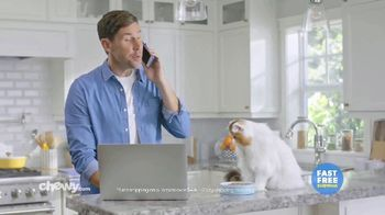 Chewy.com TV Spot, 'We're Here For You: Picky Eater' - Thumbnail 2