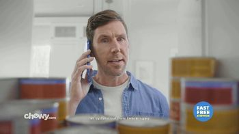 Chewy.com TV Spot, 'We're Here For You: Picky Eater' - Thumbnail 5