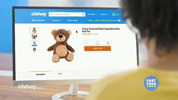 Chewy.com TV Spot, 'We're Here For You: Picky Eater' - Thumbnail 7