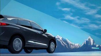 2019 Acura RDX TV Spot, 'Designed: Snow' [T2]