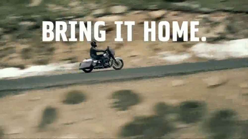 Harley-Davidson Touring TV Commercial, 'Find the One'
