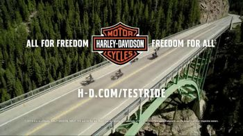 Harley-Davidson Touring TV Spot, 'Find the One' - Thumbnail 10