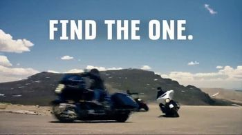 Harley-Davidson Touring TV Spot, 'Find the One' - Thumbnail 2