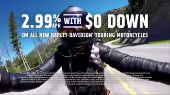 Harley-Davidson Touring TV Spot, 'Find the One' - Thumbnail 5