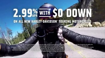 Harley-Davidson Touring TV Spot, 'Find the One' - Thumbnail 6