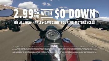 Harley-Davidson Touring TV Spot, 'Find the One' - Thumbnail 7